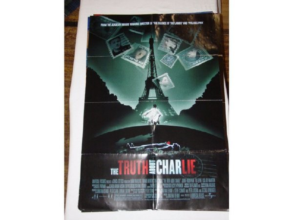 23: 6 - 1 sheet movie posters - The Truth About