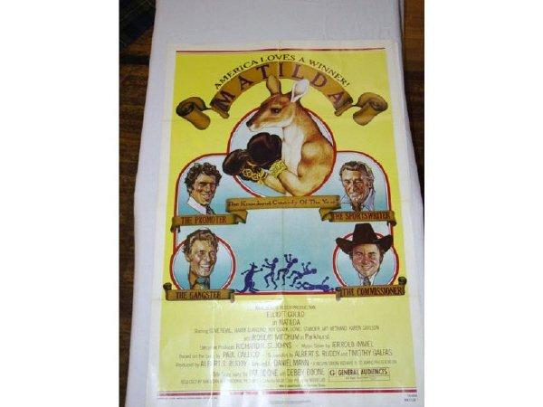 24: 6 - 1 sheet movie posters - Matilda - Mean