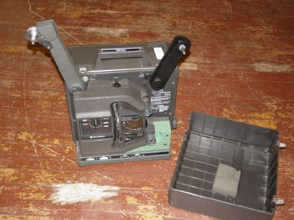 1008: Bell & Howell Movie Projector with Sound