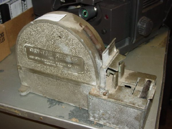 1009: Dry Tab Package Sealer-Old Style with