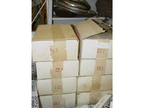 1015: Lot -10 Boxes of Editabs
