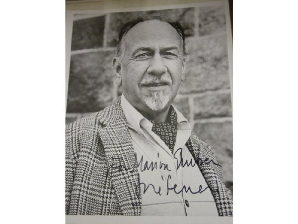 1024: Signed 8 x 10 Glossy of Jose Ferrer