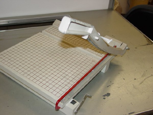1098: Boston Paper Cutter-Model 2612 - 2
