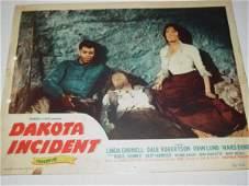 1341: Dakota Incident Lobby Card - Starring
