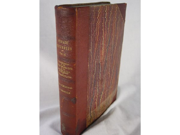 2012: 1st Ed. Proceedings In The Senate Of The US