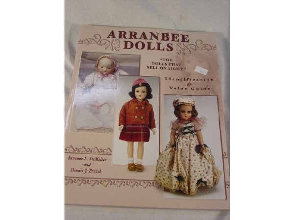 2022: Arranbee Dolls Identification & Value Guide