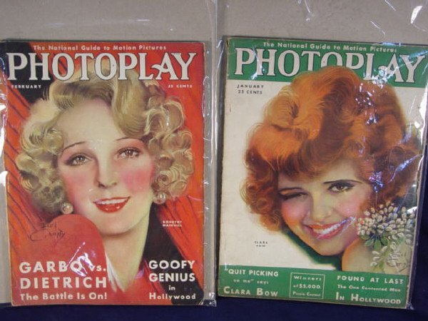 15: Pair of Photoplay Magazines - January and