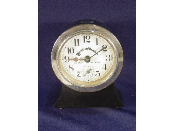 21: Westinghouse Automatic Electric Range Clock /Timer