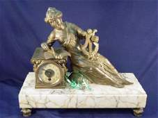 231: Mre D'horelogerie De Bethune French Clock