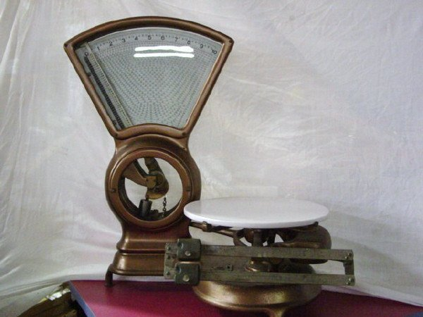 409 Stimpson Computing Scale Co Scale With Lot 409