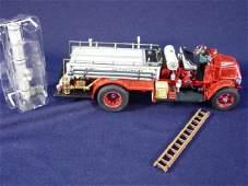 432: 1926 Mack AC Rotary Pumper Die-Cast Fire Truck