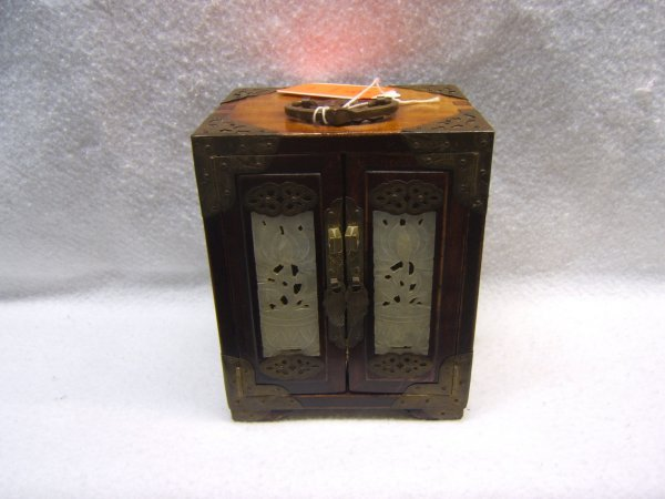 9: Chinese Cupboard Jewelry Box