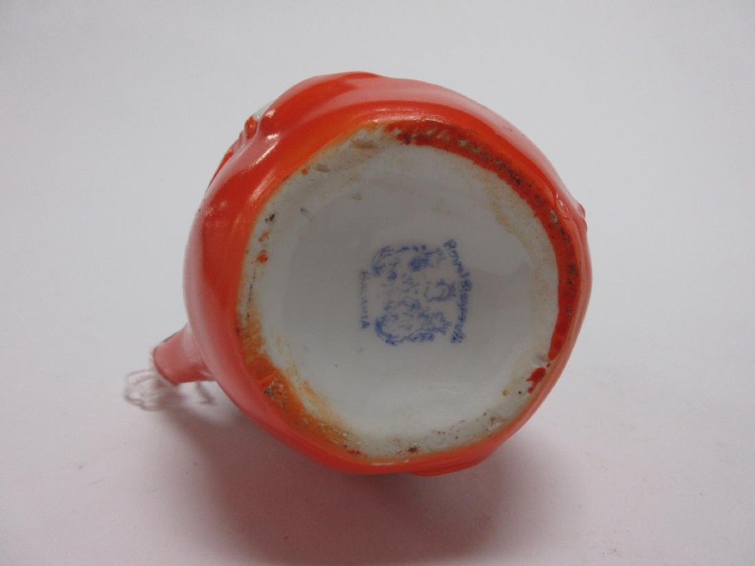Royal Bayreuth Porcelain Toby Jug Pitcher Figural - 3