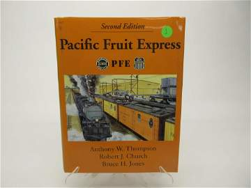 PACIFIC FRUIT EXPRESS 2ND EDITION