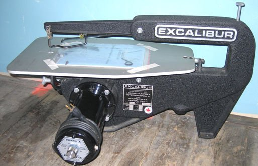 238: Excalibur Jig Saw
