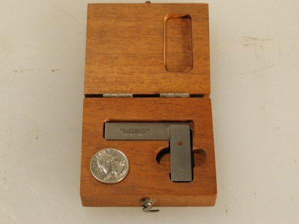 504: Starrett No. 55 Square 1.5 inch Cute Collectible