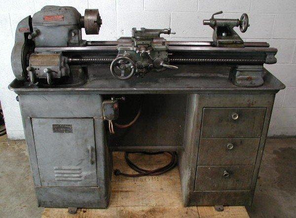 645: South Bend Model A 9 inch Lathe