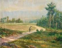 95 Emile Delobre French Impressionist 18731956 12