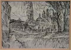 102 Important Hans Hofmann 18801966 10x14 sight