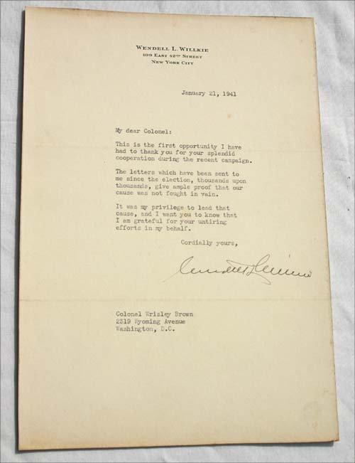 7: program of the 1941 President's birthday ball in hon