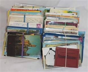 lg lot of Postcards from NY,NJ, FL, SC, NC, GA, MA, VT,