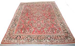 "8'11""x12'2"" Oriental rm size rug"
