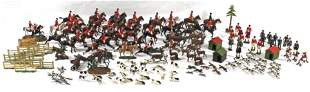 Interesting large lot of Britains lead English hunt