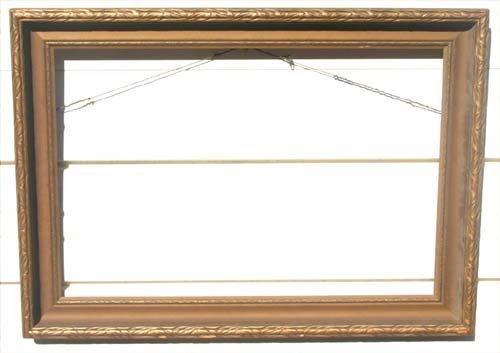 "2: Vose style antique gold gilt frame - 29 1/2"" x 19 3/"