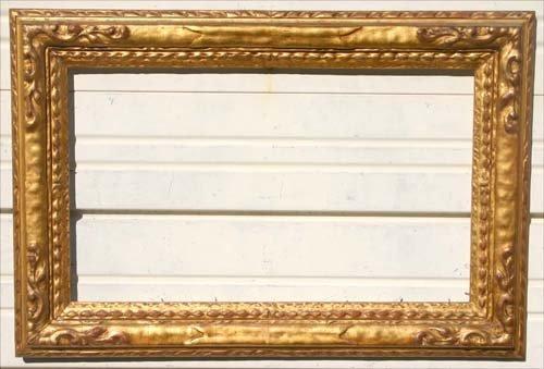 5: Fine Arts & Crafts Walton & Weaver Co gold gilt fram