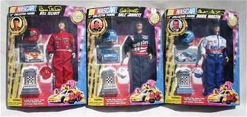 200 lg lot of orig boxed Nascar Starting Lineup  Coll