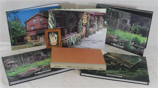 Collection of 6 books incl Linda's hardcover editions