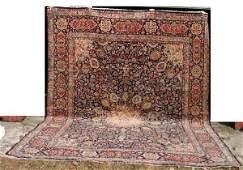 91 97x12 beautiful semi antique Persian Kirman Orient
