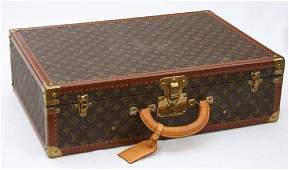 242 fabulous 3035 yr old Louis Vuitton hard luggage s