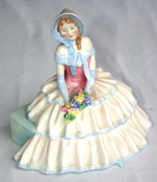 "1: Royal Doulton figurine HN1731 ""Daydreams"""