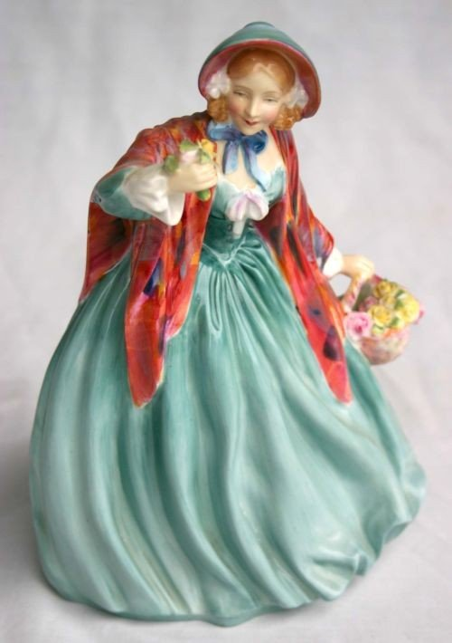 "2: Royal Doulton figurine HN1948 ""Lady Charmian"""