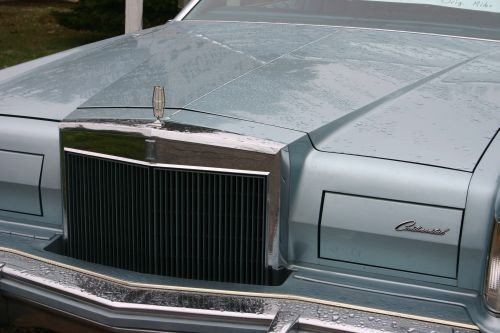 24A: 1978 Lincoln Mark V Diamond Jubilee 2dr coupe - 7