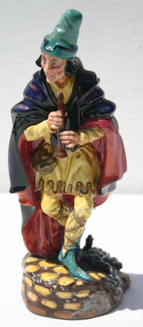 "2: Royal Doulton figurine HN2102 ""The Pied Piper"""