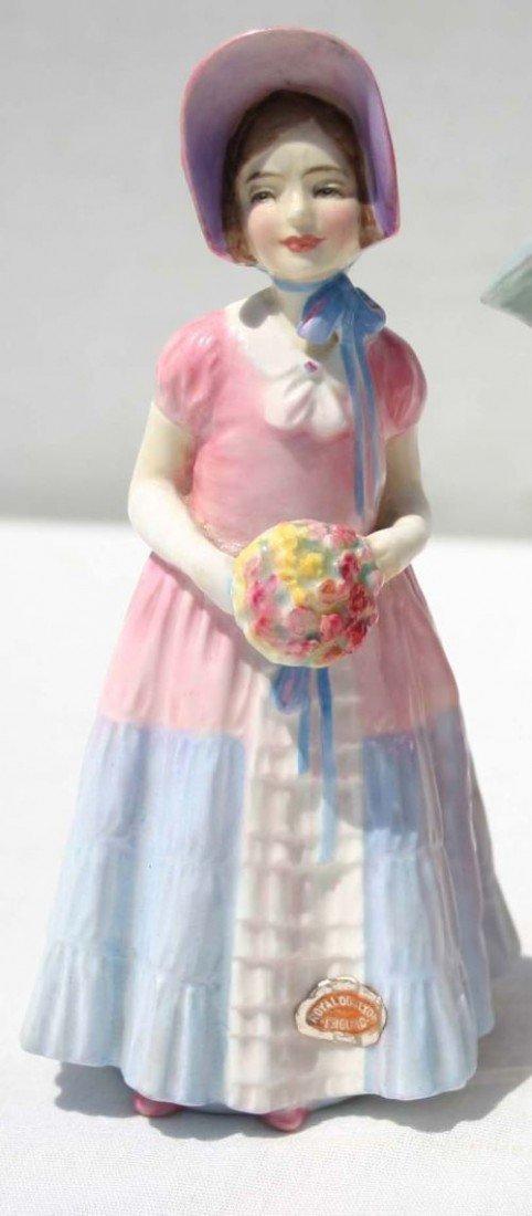 "8: Royal Doulton figurine HN1716 ""Diana"" w orig paper l"