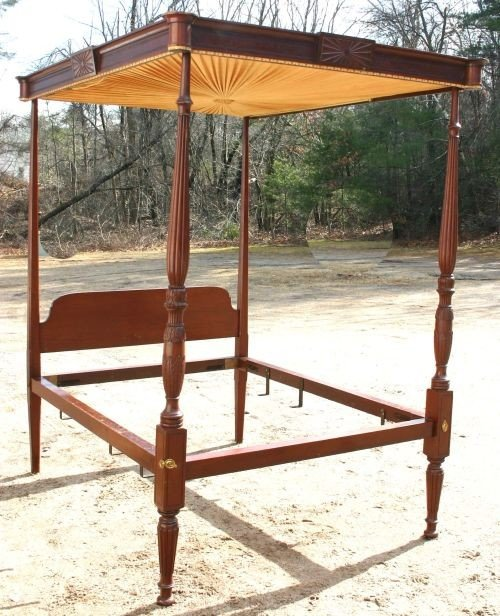 20: Extremely fine quality antique Centennial carved ma
