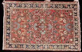 8 33x5 semiantique Persian Sarouk Oriental area ru