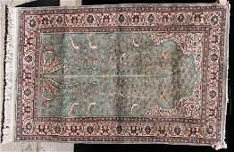 14 6x310 Art Silk Oriental area rug