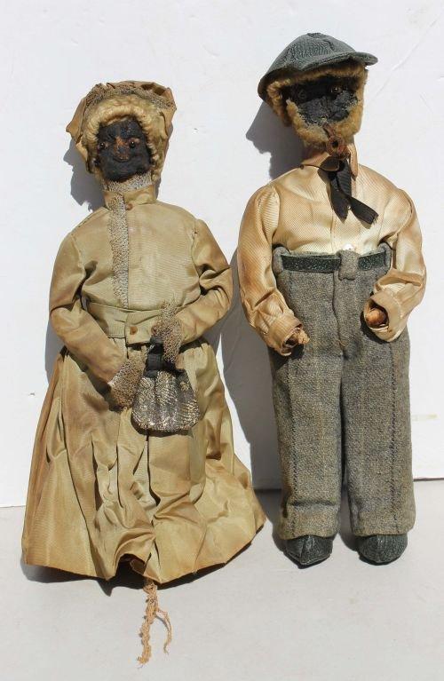 109: the best turn-of-the-century Apple Head dolls we'v