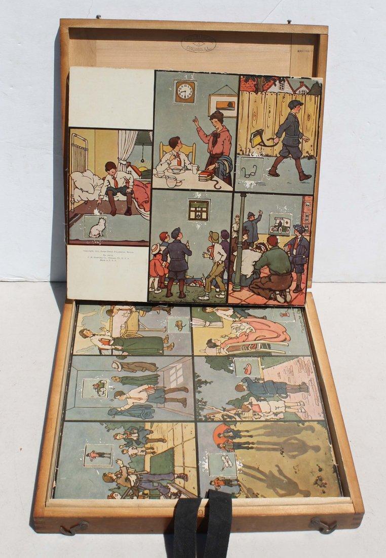 19A: copyright 1918 Judge Baker Foundation Boston puzzl