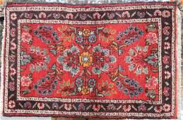 22x32 semiantique Hamadan Oriental area rug