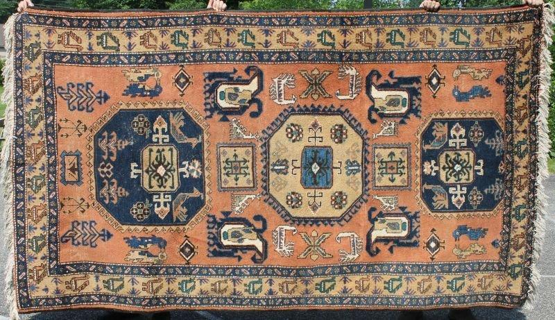 "5'5""x8'6"" Semi antique NW Persian Corridor Rug"