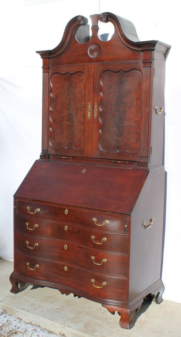 Most Important Chippendale period ca 1760-1780