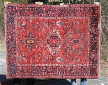 5x63 semiantique Persian Karajeh Oriental area rug