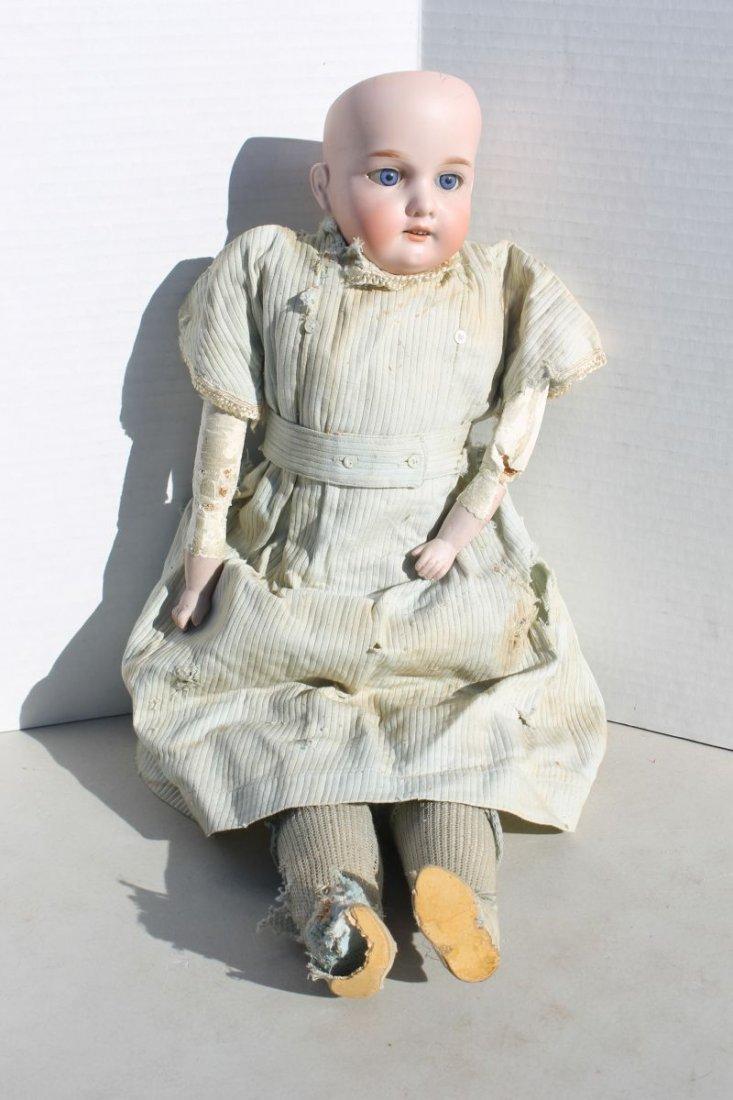 ca 1910 Armand Marseille AM 370 bisque head doll w