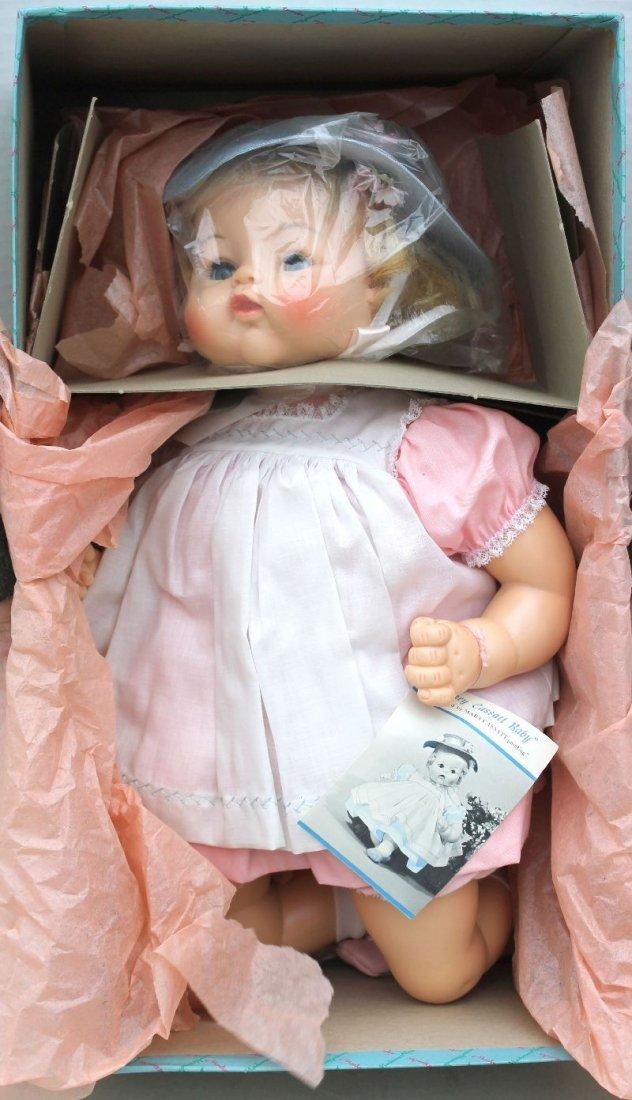 """ca 1969-70 Madame Alexander """"Mary Cassatt Baby"""" 20"""""""