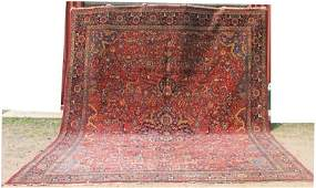 fabulous quality 118 x 153 semiantique Persian